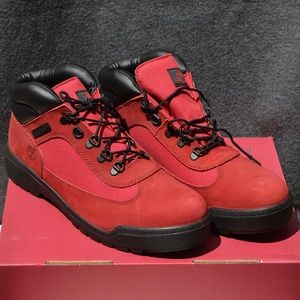 Timberland Shoes | Timberland Field Red